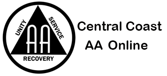 Central Coast AA Online